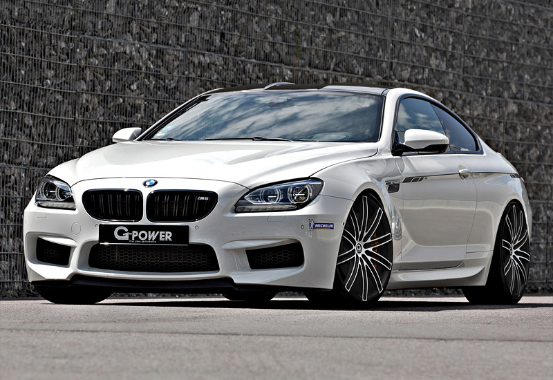 2013 BMW M6 G-Power Bi-Tronic III V2