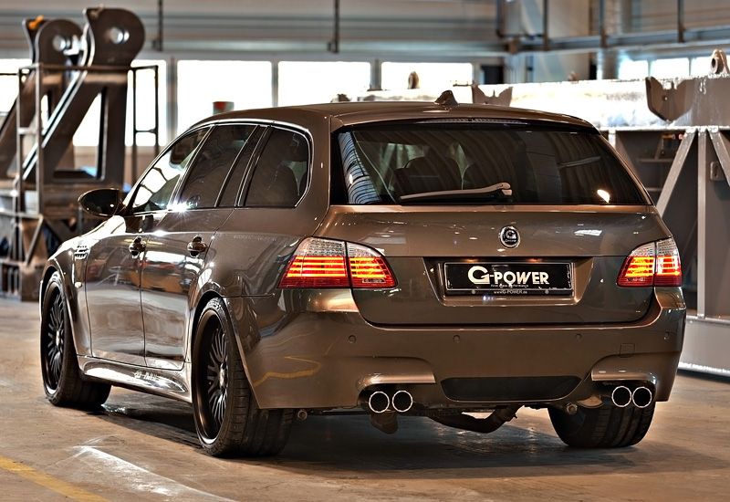 2014 BMW M5 Touring G-Power Hurricane RR