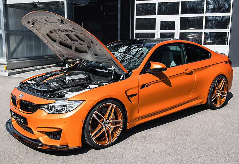 2017 Bmw M4 Coupe G Power G4m Bi Turbo Specifications Photo