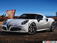 2013 Alfa Romeo 4C = 258 kph, 240 bhp, 4.5 sec.