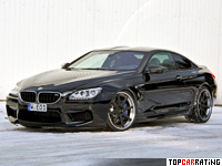 2013 BMW M6 Manhart Racing = 330 kph, 700 bhp, 3.7 sec.