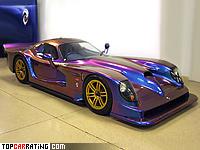 1997 Panoz Esperante GTR-1 Road Car = 360 kph, 620 bhp, 3.2 sec.