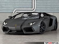 2013 Lamborghini Aventador LP700-4 Roadster Wheelsandmore = 350 kph, 792 bhp, 2.9 sec.