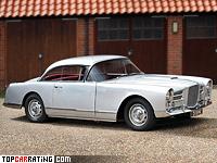 1959 Facel Vega HK500 = 241 kph, 390 bhp, 8.4 sec.
