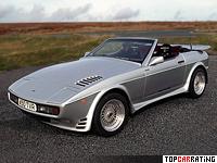 1988 TVR 450 SEAC = 280 kph, 328 bhp, 4.8 sec.