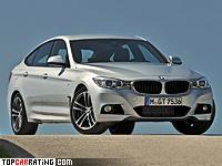 2013 BMW 335i Gran Turismo M Sport Package (F34) = 250 kph, 306 bhp, 5.7 sec.
