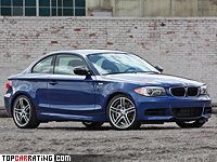 2012 BMW 135is Coupe (E82) = 241 kph, 324 bhp, 4.9 sec.