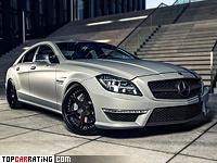 2012 Mercedes-Benz CLS 63 AMG Wheelsandmore Seven-11 = 320 kph, 700 bhp, 4 sec.