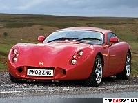 TVR T440R 4.2 litre inline-6 RWD 2003