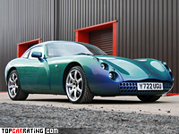 TVR Tuscan 4 litre inline-6 RWD 1999