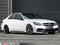 2013 Mercedes-Benz E 63 AMG S 4Matic Wheelsandmore Seven-11 = 320 kph, 700 bhp, 3.4 sec.