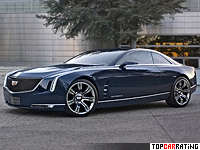 2013 Cadillac Elmiraj Concept Coupe = 300 kph, 500 bhp, 3.9 sec.
