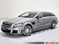 Brabus CLS 63 AMG Shooting Brake 4Matic 850 6.0 Biturbo 6 litre V8 Twin Turbo AWD 2013