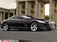 Maybach. The fastest cars in the world. The highest speed of supercars.