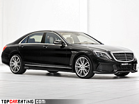 Brabus S 63 AMG 850 6.0 Biturbo iBusiness 6.0 liter V8 twin turbo AWD 2013