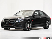 Brabus E 63 AMG 4Matic 850 6.0 Biturbo 6.0 liter V8 twin turbo AWD 2013