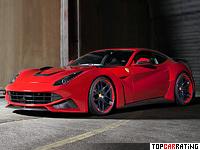 2013 Ferrari F12 Berlinetta Novitec Rosso N-Largo = 350 kph, 781 bhp, 2.9 sec.
