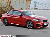 2014 BMW M235i Coupe = 250 kph, 326 bhp, 4.8 sec.