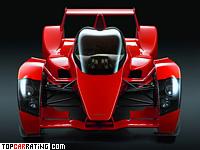 2007 Caparo T1 = 330 kph, 575 bhp, 2.5 sec.