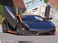 2013 Lamborghini Gallardo XXX Performance = 375 kph, 1200 bhp, 2.9 sec.
