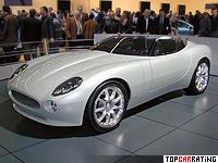 2000 Jaguar F-Type Concept = 251 kph, 300 bhp, 5.5 sec.