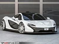 2014 McLaren P1 Wheelsandmore = 350 kph, 916 bhp, 2.8 sec.