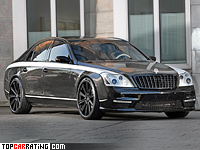 Maybach 57S Knight Luxury 6 litre V12 RWD 2014