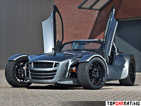 Donkervoort D8 GTO 2.5 litre straight 5 RWD 2011