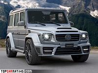 2014 Mercedes-Benz G 65 AMG Mansory Gronos = 270 kph, 950 bhp, 4.4 sec.