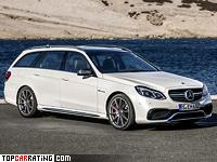 2013 Mercedes-Benz E 63 AMG S-Model Estate (S212) = 250 kph, 585 bhp, 3.7 sec.