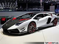 2014 Lamborghini Aventador LP700-4 Nimrod Performance Avanti Rosso = 350 kph, 700 bhp, 2.9 sec.
