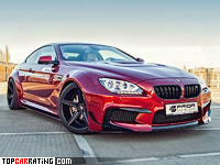 2014 BMW 6-Series Prior Design = 305 kph, 560 bhp, 4.2 sec.