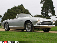 1956 Aston Martin DB2/4 Touring Spyder (MkII) = 212 kph, 182 bhp, 8.2 sec.
