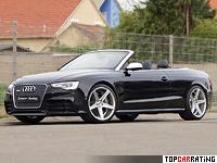 2013 Audi RS5 Cabriolet Senner Tuning = 305 kph, 504 bhp, 4.2 sec.