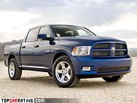 2009 Dodge Ram 1500 5.7 HEMI = 175 kph, 390 bhp, 8 sec.
