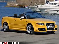 2006 Audi RS4 Cabriolet (B7,8H) = 250 kph, 420 bhp, 4.8 sec.