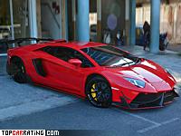 2014 Lamborghini Aventador LP988-4 Edizione GT DMC = 380 kph, 988 bhp, 2.5 sec.