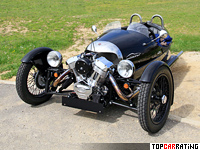 Morgan 3 Wheeler 2 litre V2 RWD 2011