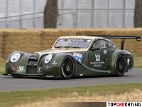 2009 Morgan Aero Super Sport GT3 = 300 kph, 440 bhp, 3.5 sec.