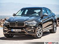 2014 BMW X6 xDrive50i (F16) = 250 kph, 450 bhp, 4.8 sec.