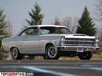 Ford Fairlane 500 Hardtop Coupe 427 R-code 7 litre V8 RWD 1966