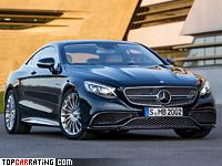2014 Mercedes-Benz S 65 AMG Coupe (C217) = 300 kph, 630 bhp, 4.1 sec.