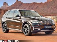 2014 BMW X5 xDrive50i (F15) = 250 kph, 450 bhp, 5 sec.
