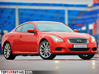 Infiniti G37S Coupe 3.7 litre V6 RWD 2007