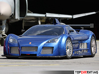 Gumpert Apollo 4.2 litre V8 RWD 2005