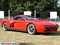 1993 Ferrari FZ93 Zagato (ES1) = 314 kph, 434 bhp, 4.8 sec.