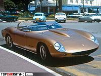 1964 Ferrari 330 LM Spyder by Carrozzeria Fantuzzi = 270 kph, 406 bhp, 5.1 sec.