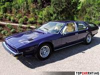 1978 Lamborghini Faena Frua = 250 kph, 350 bhp, 6.6 sec.