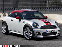 Mini Cooper Coupe John Cooper Works  FWD 2011