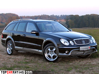 2005 Mercedes-Benz Kleemann E50KCC = 250 kph, 606 bhp, 5 sec.